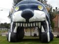 Inflatable Big Cat Head