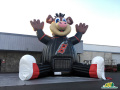 Carolina Hurricanes Inflatable Belly Bouncer