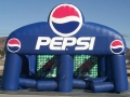 Pepsi Soccer Dribble
