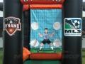 Houston Dynamo Soccer Kick Flat top Large