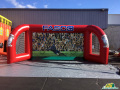 FASCO Inflatable Soccer Challenge