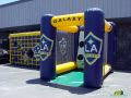 LA Galaxy Inflatable Soccer Target Wall