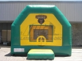 University Inflatable Bounce House Custom Made for Baylor