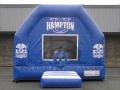 Hapmton custom inflatable bounce house 15x15