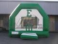 E Inflatable Bounce House
