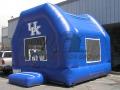 university of Kentucky inflatable bounce house
