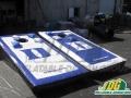 Duke Custom Inflatable Cornhole Games