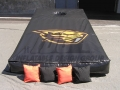 Osu custom inflatable  cornhole game