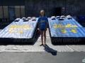 UCLA Custom Inflatable Cornhole