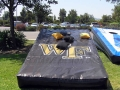 Wake Forest inflatable Cornhole Game