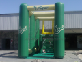 usf custom inflatable field goal kick