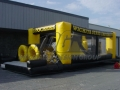 Wichita State Shockers Obstacle Course