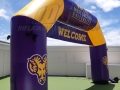 West Chester Custom Inflatable Arch