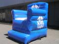 Blue Chair Custom Inflatable Chair