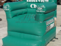 The Interview Chair Giant Inflatable Custom Chair