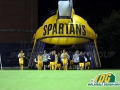 Inflatable UNCG Spartans Custom Tunnel