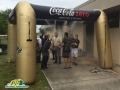 UCF Custom inflatable misting station