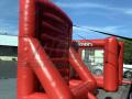 St John's University Inflatable Tic Tac Toe Game