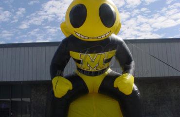 mascot tunnel portfolio