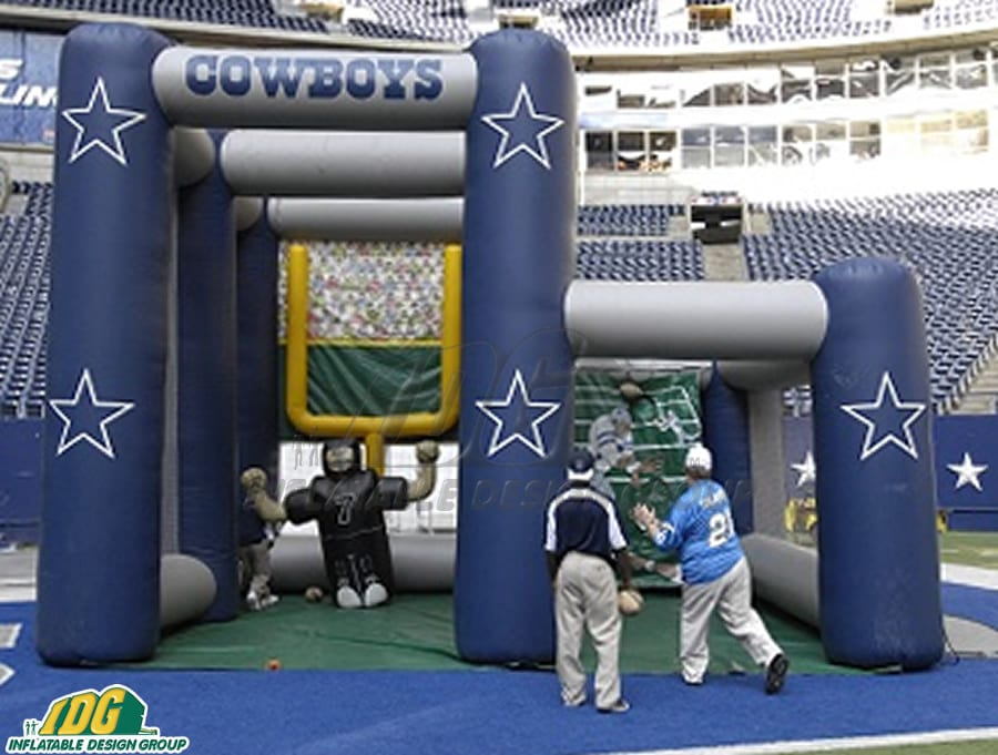 Inflatable Field Goal Games