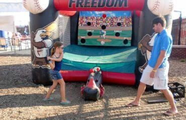 Florence Freedom Inflatable Tee Ball