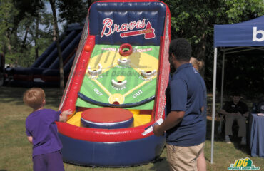 Atlanta Braves Lil Home Run