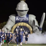 Regents HS Inflatable Knight