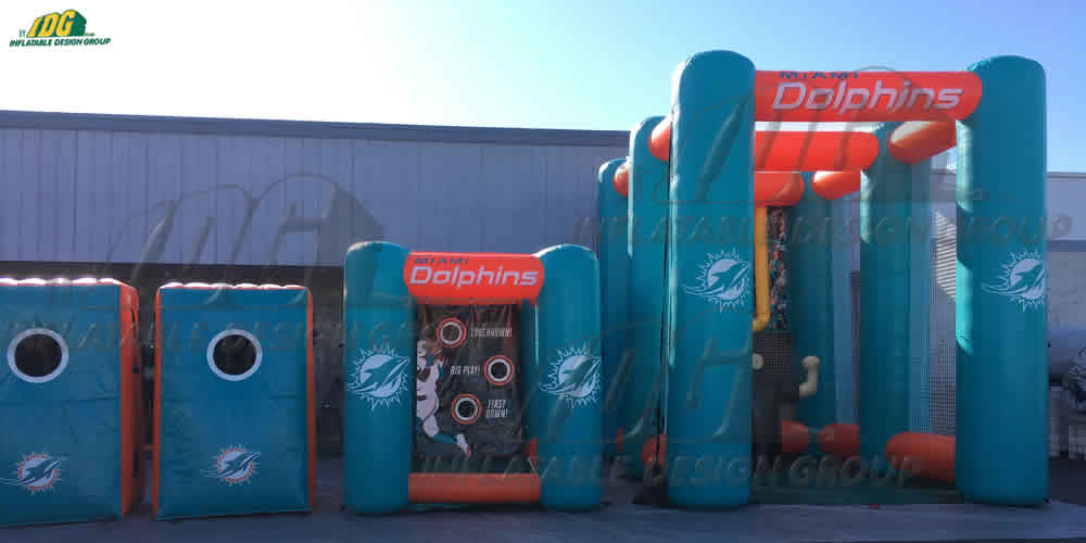 miami dolphins nfl games for fan zone