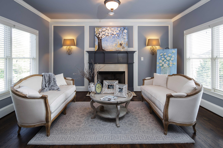 Master Bedroom Living Area