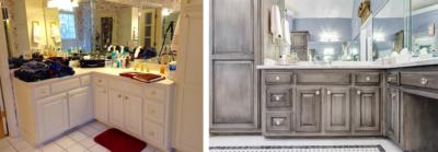 Full Bathroom Cabinets