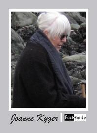 Joanne Kyger Poetry Trading Card