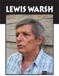 Lewis Warsh Poetry Trading Card