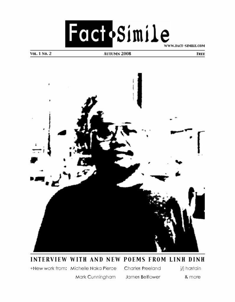 Fact-Simile 2 (2008)