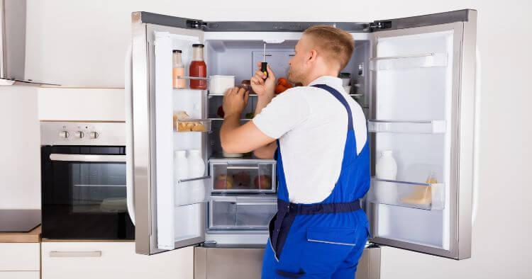 Refrigerator Repair in Brigantine