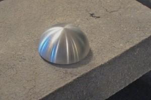 Stainless steel skater deterrent