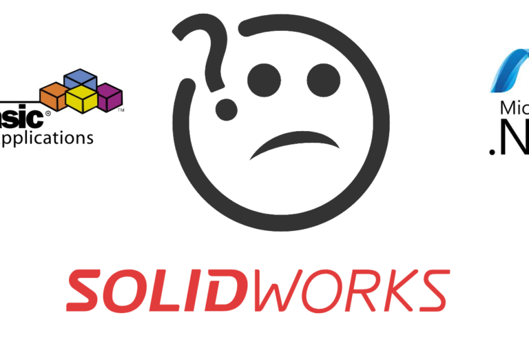 SOLIDWORKS VBA vs SOLIDWORKS .NET
