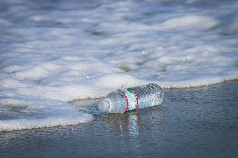 Water Nature and Avoid Plastic