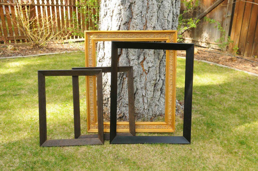 Assorted frames $3-$10