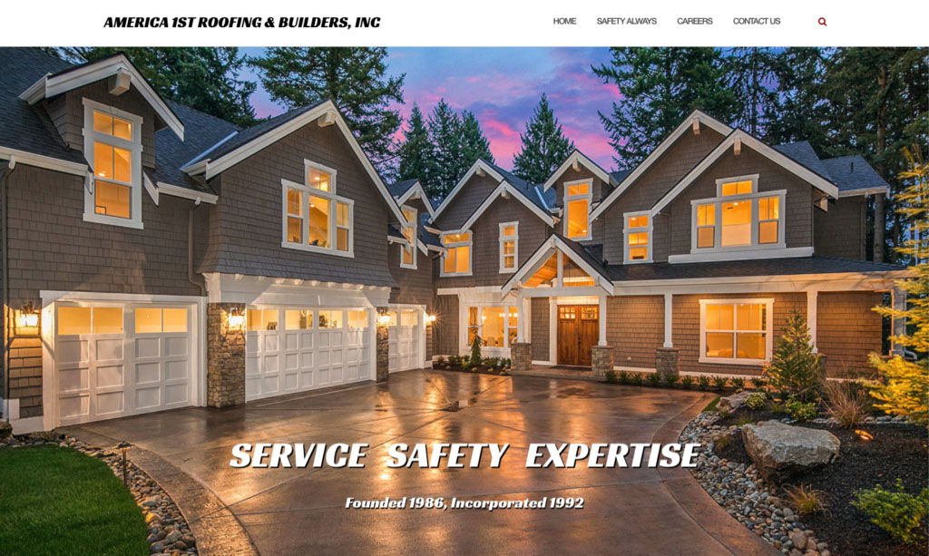 America 1st Roofing Official Site