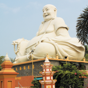 Regent photo of temple in HO CHI MINH CITY