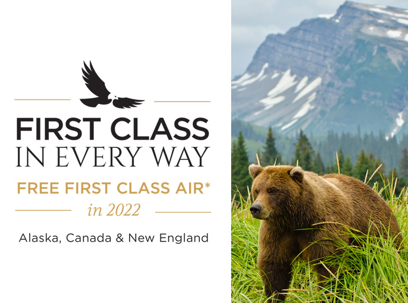 Free First Class Air in 2022  With Regent