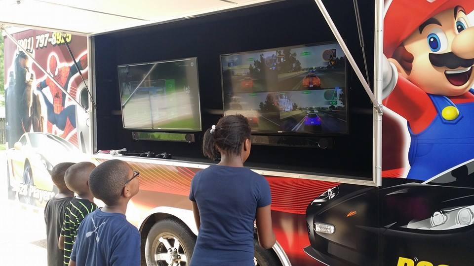 901PARTIES DINING & CATERING VIDEO GAMES