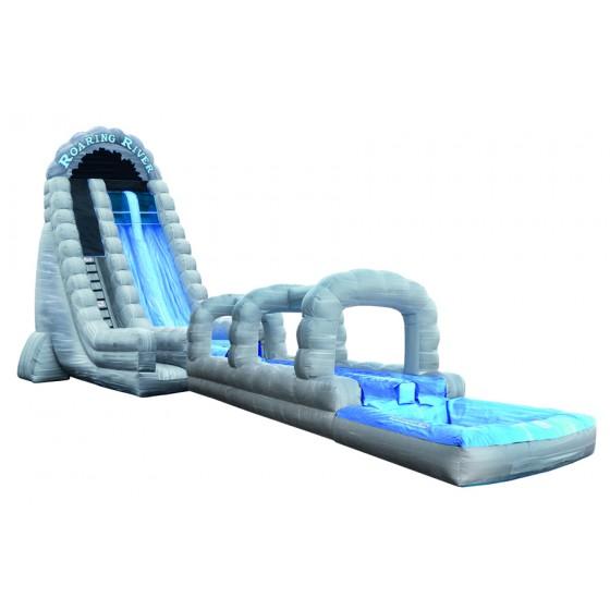 $600 - $50 DEPOSIT - 27' FOOT ROARING RIVER RUN N SPLASH ROCK ARCHES IN MEMPHIS