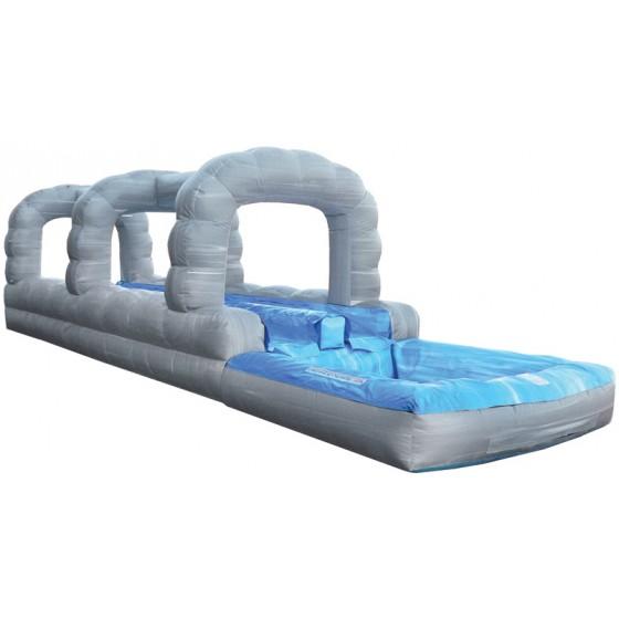 $300 - $25 DEPOSIT - ROARING RIVER ROCK ARCHES SLIP N SLIDE $400 - 22' FOOT DUAL LANE TWISTER MEMPHIS WATER SLIDE RENTAL