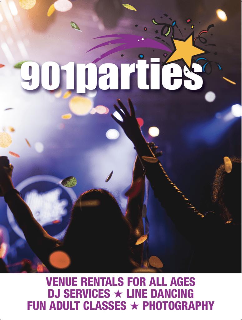 901PARTIES MEMPHIS KIDS PARTY VENUE RENTAL
