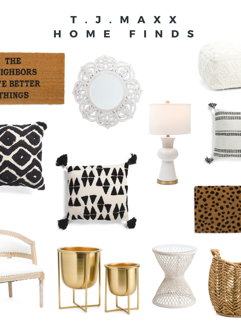 T.J.Maxx Home Finds