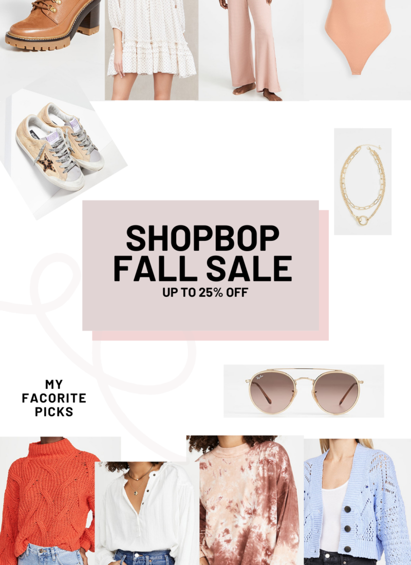 Shopbop Buy More Save More Fall Sale