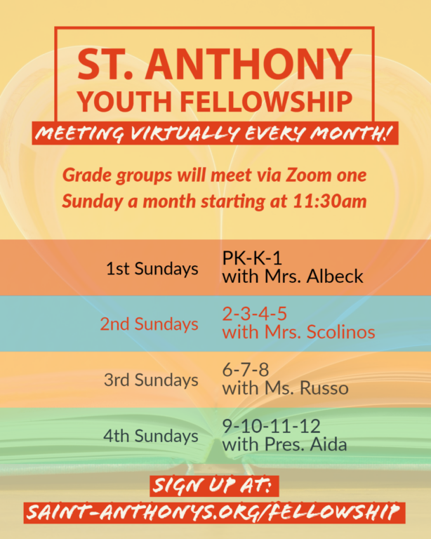 youth fellowship 2020 updated