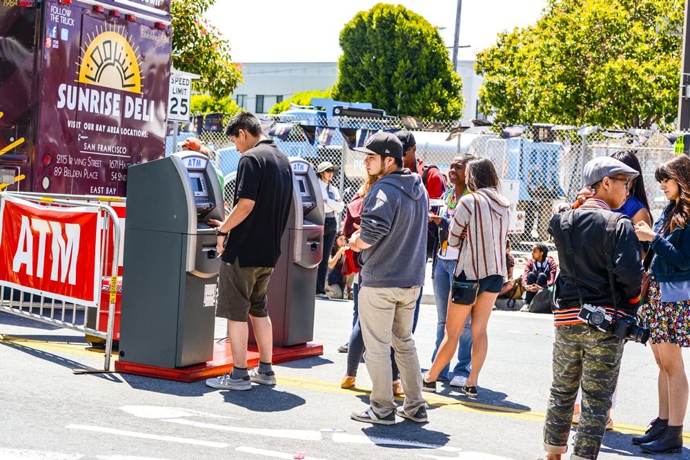 Festival ATM Rental