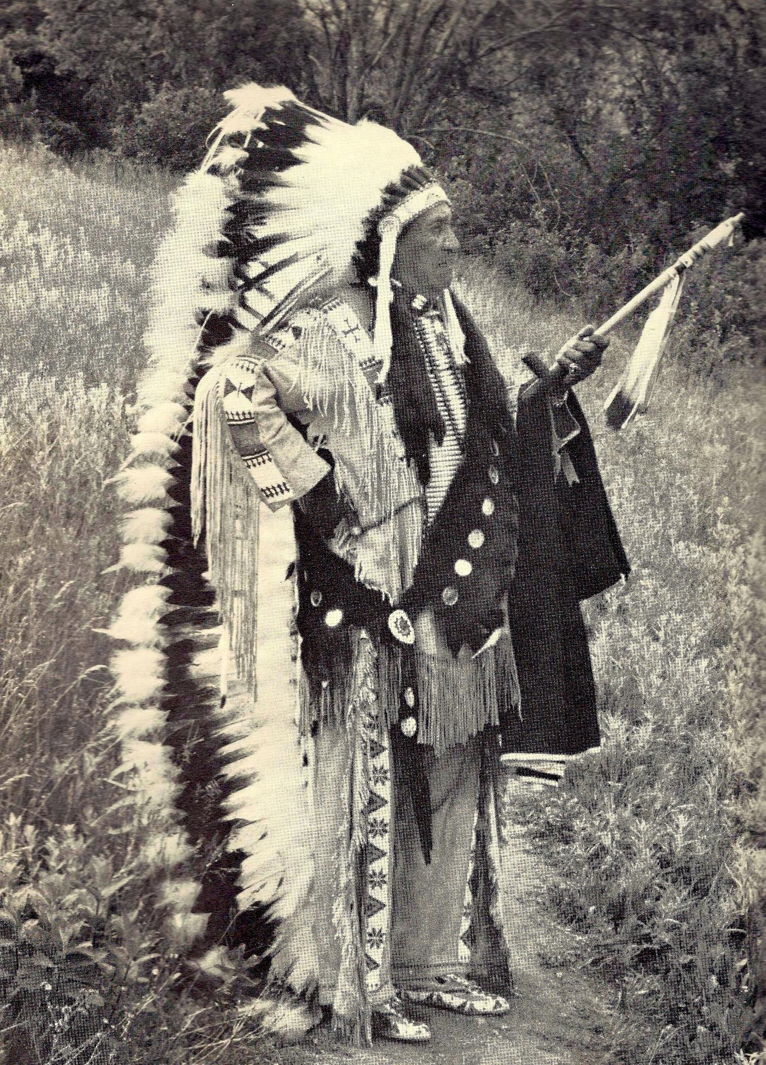 "PHOTO SOURCE: ""Sidney Has No Horses: Oglala Lakota Medicine Man, A Documentary in Progress"": https://documentaryantarctica.wordpress.com/"